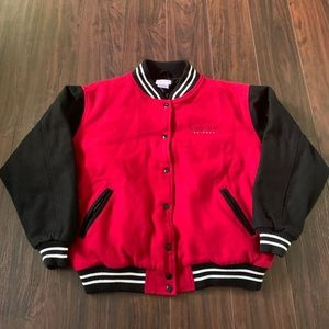 American Girl Doll Place Chicago Varsity Jacket XL